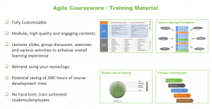 Agile Courseware