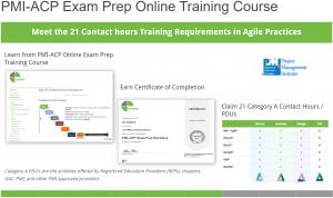 360PMO PMI-ACP Online Training
